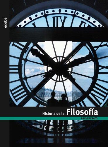 Historia de la filosofía, Bachillerato - 9788423695348
