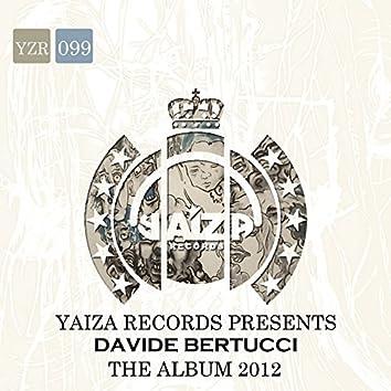 Davide Bertucci The Album 2012