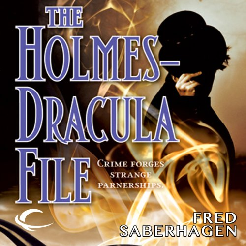 The Holmes-Dracula File cover art