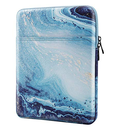 TiMOVO 9-11 Inch Tablet Sleeve Case for 2020 iPad Air 4 10.9, iPad Pro 11, New iPad 10.2, Galaxy Tab A7 10.4 2020, S6 Lite 2020, Surface Go 2/1 Protective Bag, Fit Apple Smart Keyboard, Gilding