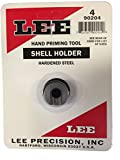 Lee Precision 90204 #4 (17 Remington, 204 Ruger, 223 Remington) Auto Prime Hand Priming Tool Shellholder