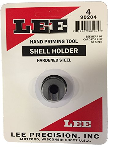 LEE PRECISION 90204#4 (17 Remington, 204 Ruger, 223 Remington) Auto Prime Hand Priming Tool...