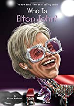 Who Is Elton John? (Who Was...?) by Kirsten Anderson (2016-03-22)