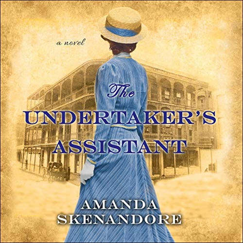 The Undertaker's Assistant  By  cover art