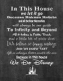 Disney Friend Canvas