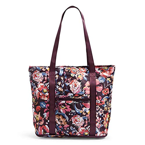 Vera Bradley Women's Packable Tote Totes, Indiana Blossoms, One Size