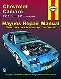 Chevrolet Camaro (82-92) Haynes Repair Manual (Haynes Repair Manuals)