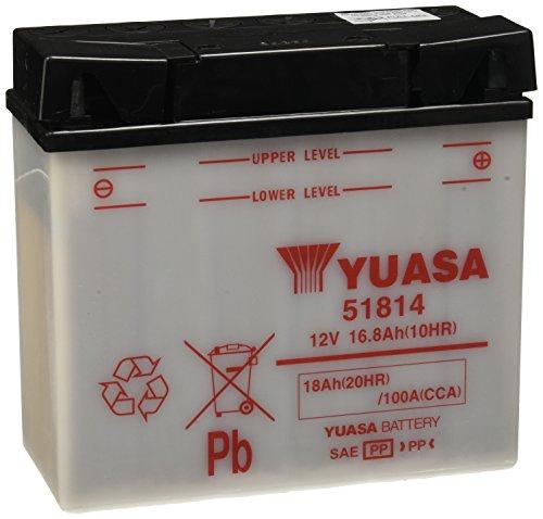 YUASA BATTERIE 51814 aperto senza acido
