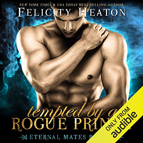 Tempted by a Rogue Prince audiobook cover art