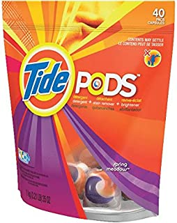 Detergent Pods (40 Pack)