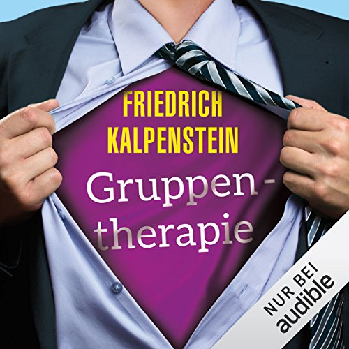 Gruppentherapie audiobook cover art