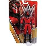 Wrestling WWE Básico Serie 74 Figura de Acción - Kane - Debut Hell IN a Cell Atuendo - Leyenda Caja