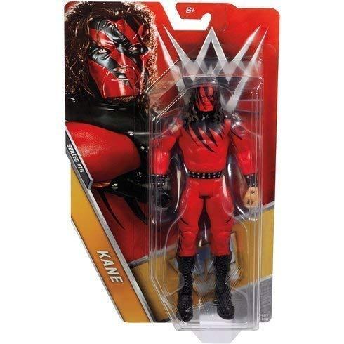 Wrestling WWE Basic-Serie 74 Actionfigur - Kane - Debüt Hell in A Cell Bekleidung - Legends Kiste