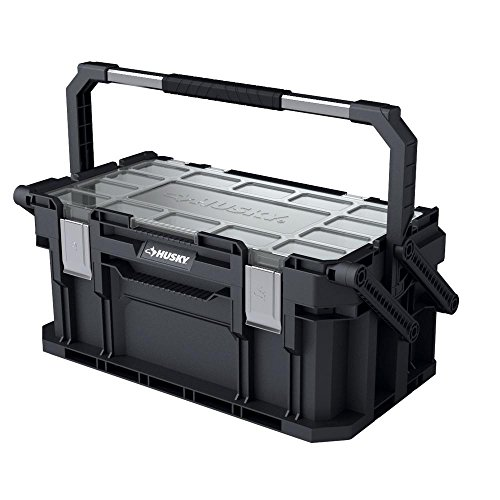 Husky 22' Connect Heavy-Duty Portable Cantilever Mobile Tool Box