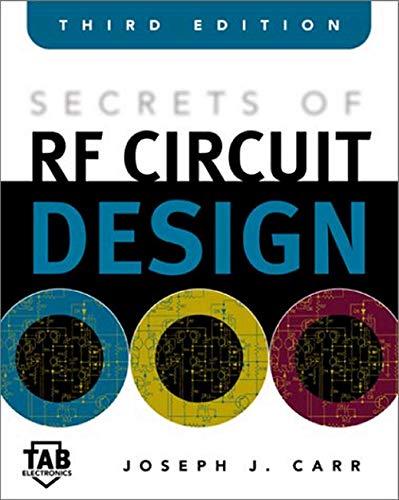 Secrets of RF Circuit Design (Tab Electronics)