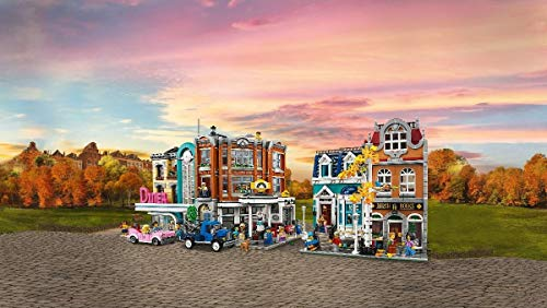 LEGO® Creator Expert 10270 Buchhandlung - 6