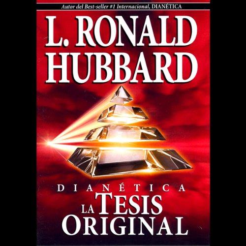 Dianética audiobook cover art