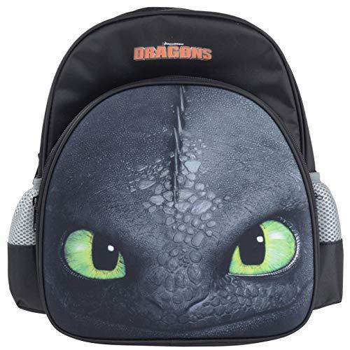 DreamWorks Dragones Desdentao Toothless Mochila