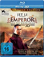 Lui, M: Emperor and the White Snake 3D