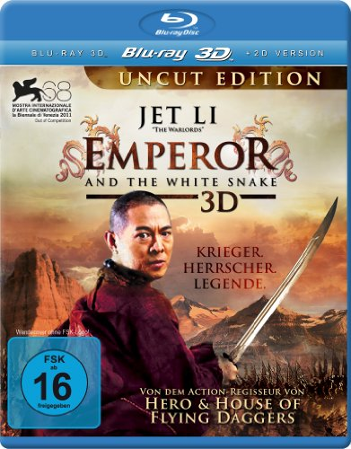 Emperor and the White Snake 3D (inkl. 2D Version) [3D Blu-ray]