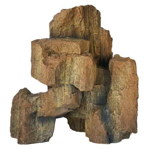 Fossil rock 1 14 x 8 x 15 cm