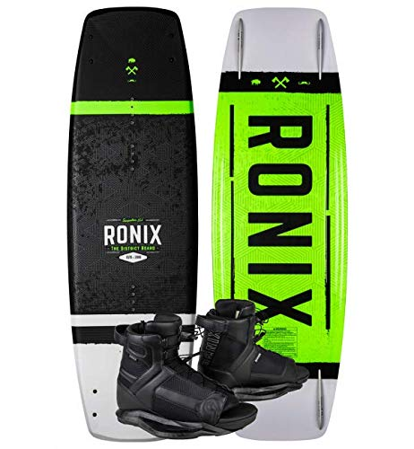 Ronix 150 District Wakeboard Package w/Divide 10.5-14.5...