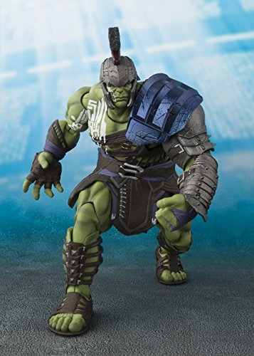 Bandai Marvel Thor: Ragnarok Hulk S.H.Figuarts Figura De