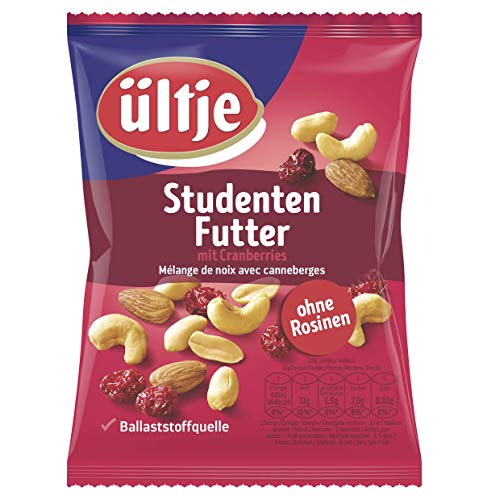 ültje Studentenfutter, 6er Pack (6 x 150 g)