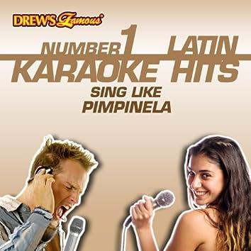 Drew's Famous #1 Latin Karaoke Hits: Sing Like Pimpinela
