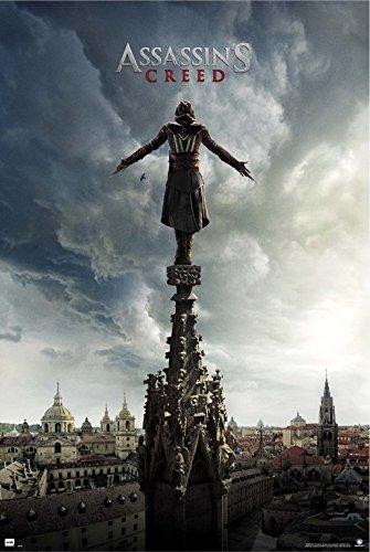 Grupo Erik Editores GPE5063  Assassins Creed - Maxi Poster  Cumbre