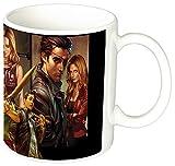 MasTazas Buffy Cazavampiros Buffy The Vampire Slayer A Taza Ceramica 11 oz ≈ 325 ml