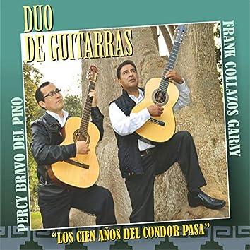 Duo de Guitarras: los Cien Años del Condor Pasa