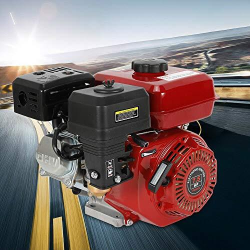 Motor de gasolina de 5,1 kW, motor de gasolina, motor de gasolina, 7,5 CV, 4 tiempos.