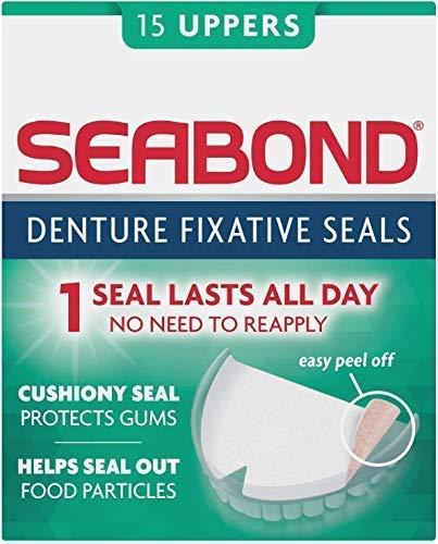 Seabond Joints de prothèse Paquet de 6