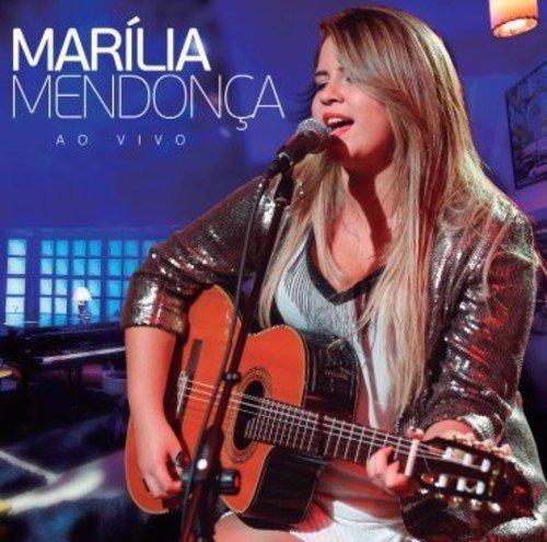 Marilia Mendonca - Ao Vivo [CD]