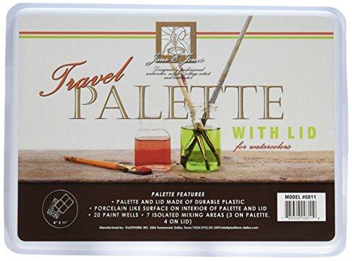PLASTIFORM 0811-58 Coloround Palette 8 X 11 in. Cover