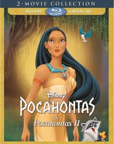 Pocahontas / Pocahontas II [Blu-ray]