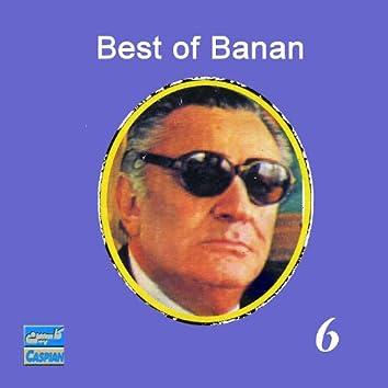 Taranehaye Banan, Vol 6 - Persian Music