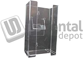 PLASDENT - Earloop Mask Box Dispenser Double Vertical - # 1820 - Each 001-1820 DENMED Wholesale