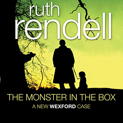 The Monster in the Box audiobook cover art