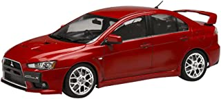 Aoshima Models 1/24 Mitsubishi Lancer Evolution X Option