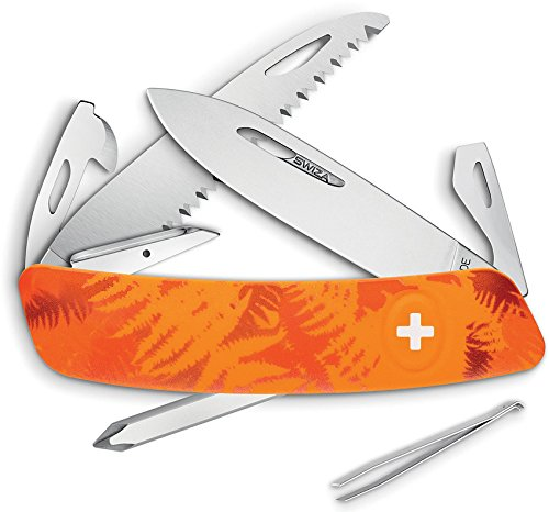 SWIZA Messer C06, Filix, Säge Schweizer Messer