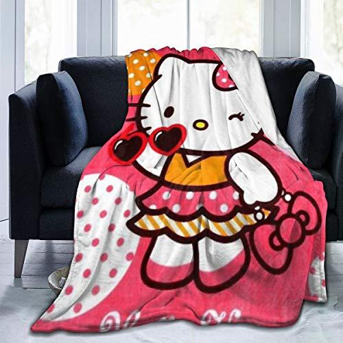 FASHIONDIY Hello Kitty Fleeced