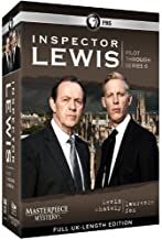 Masterpiece Mystery: Inspector Lewis - Pilot Through Series 6 (2013) by PBS