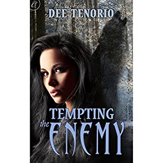 Tempting the Enemy audiobook cover art