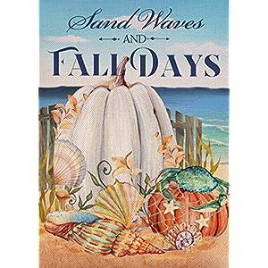 51-F4pkJubS._SS300_ Beach Fall Decorations & Beach Autumn Decor