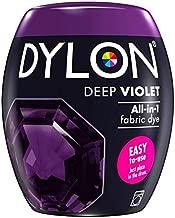 Dylon Machine Fabric Dye Pod Deep Violet