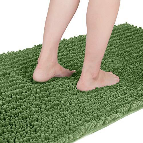 alfombrilla baño verde fabricante Yimobra