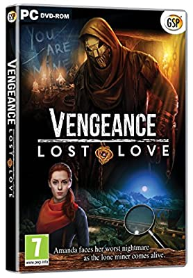 Vengeance Lost Love (PC DVD)