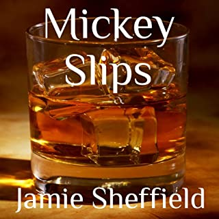 Mickey Slips audiobook cover art